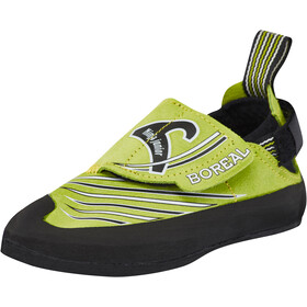 Boreal Ninja Junior Chaussons d'escalade Enfant, verde